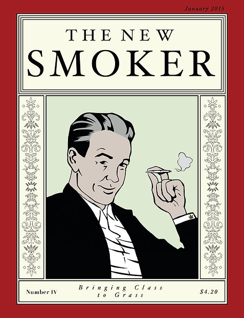 The New Smoker Issue No.4
