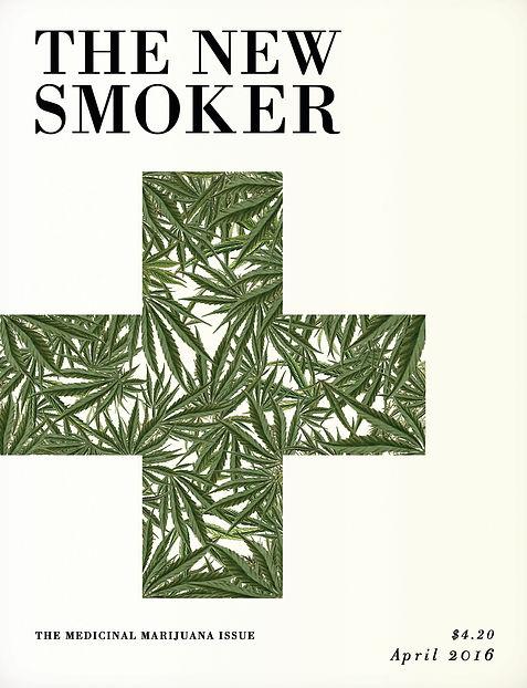 The New Smoker Issue No.6