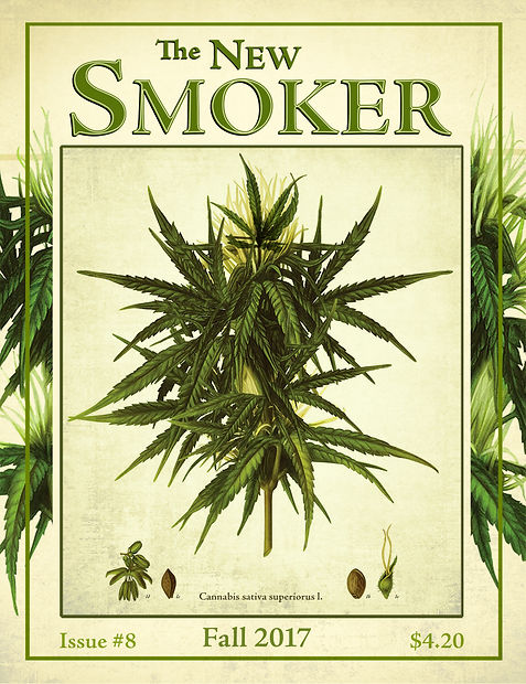 The New Smoker Issue No.1