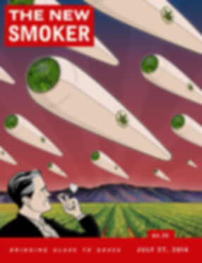 The New Smoker Issue No.2