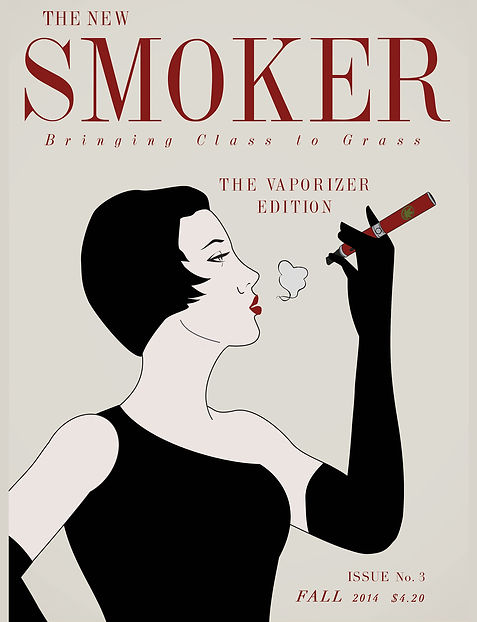 The New Smoker Issue No.3