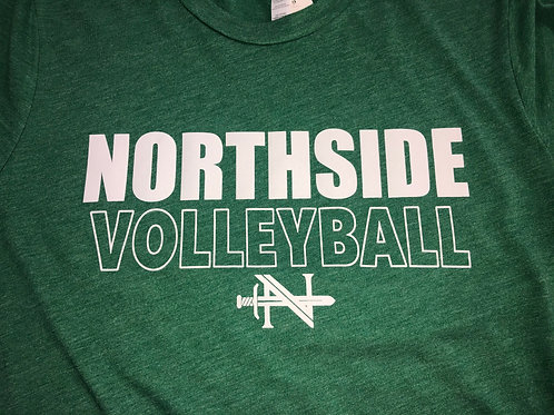Northside Volleyball _ Tri-blend