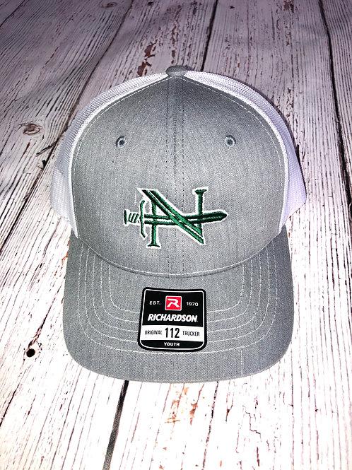 YOUTH logo hat by Richardson