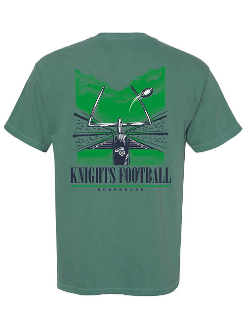 Knight Football _Comfort Color_Goal post