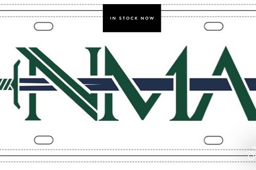 NMA Car tag