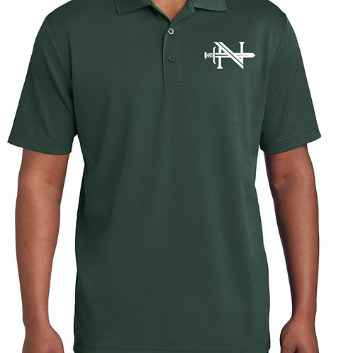 Logo polo in Forest
