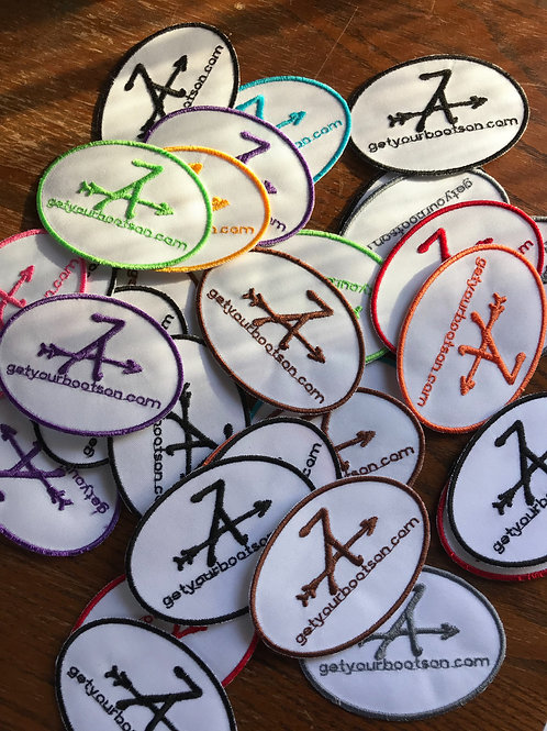 7 Arrows patches