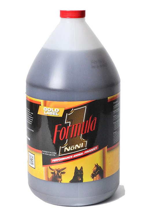 Formula 1 Noni Gold label