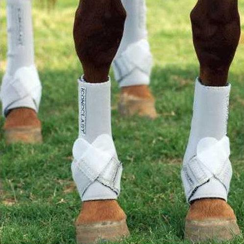Iconoclast Orthopedic front boots xxlarge