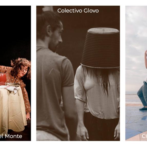Beatriz del Monte//Colectivo Glovo// Cia Exire (Alba Cotelo)