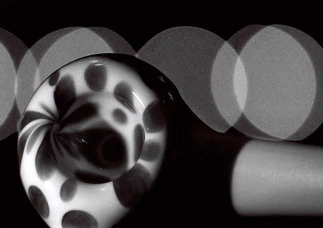 Image taken on large format film