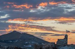 Greek Skies