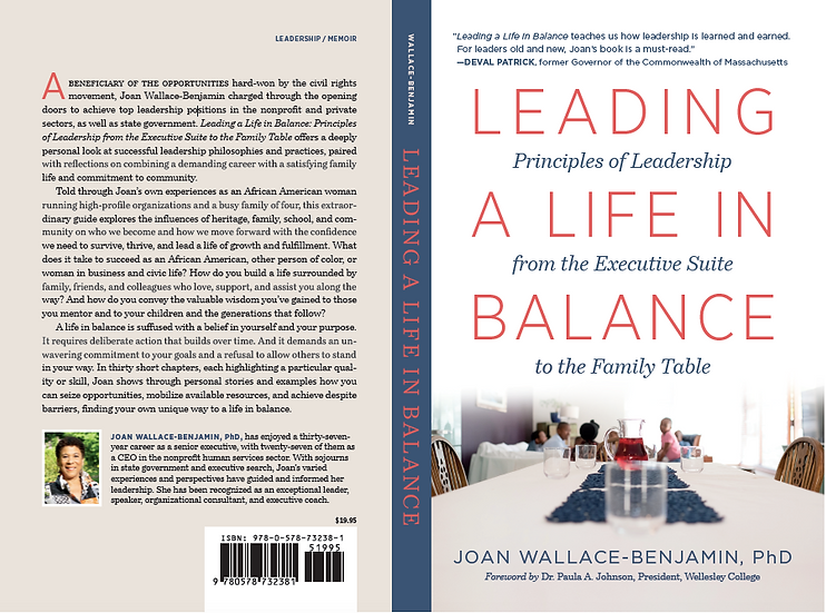 Leading a Life in Balance