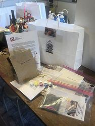 art camp in a bag kits