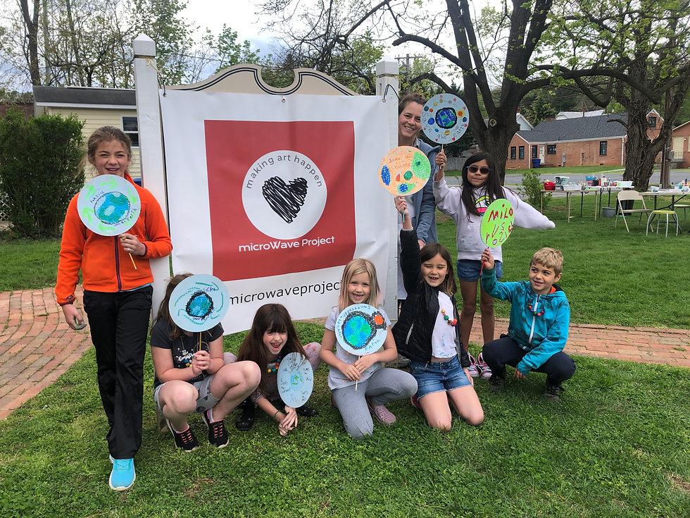 Earth Day Art Workshop