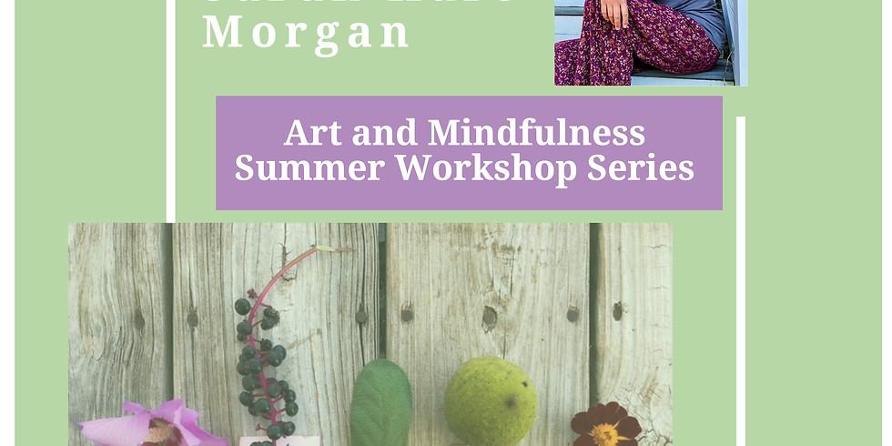 "Art and Mindfulness Workshop Series #1: ""Wild Inks"""