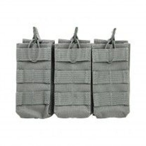VISM® by NcSTAR® AR TRIPLE MAG POUCH/URBAN GRAY