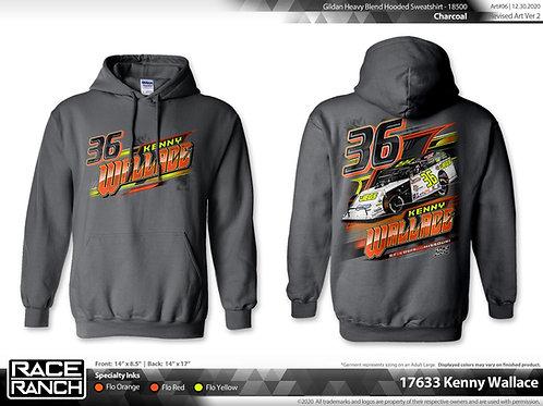 Kenny Wallace Racing: 2021 hoodie