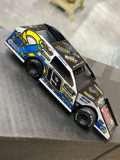 Will Krups Down Syndrome Awareness pull back Diecast