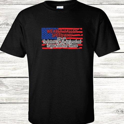 RRW - WVS Black Track shirt