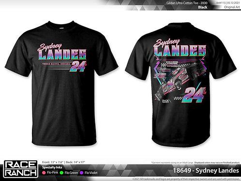 Sydney Landes Racing - 2021 Retro Tee