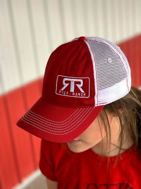 RRW - Race Ranch Red/White Soft Style