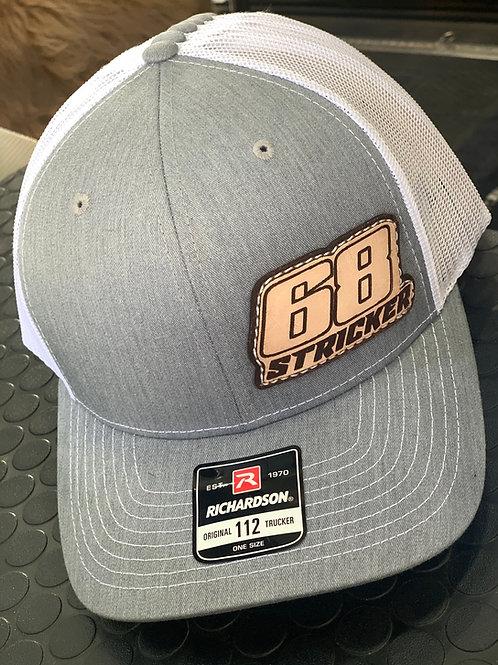 Adam Stricker Racing - Stricker 68 Patch hat
