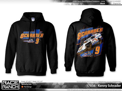 Ken Schrader Racing - 3 Wheelin Hoodie