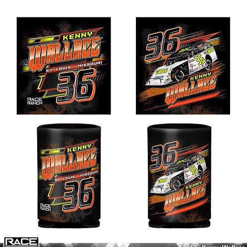 Kenny Wallace Racing - 36 Koozie
