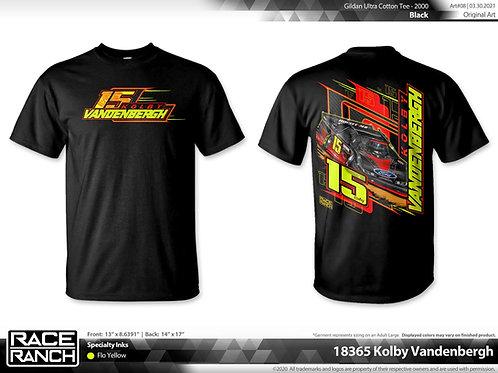 Kolby Vandenbergh Racing - 2021 Tee