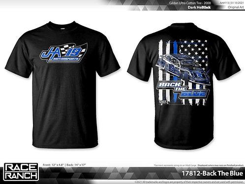 JHA Motorsports: Back The Blue