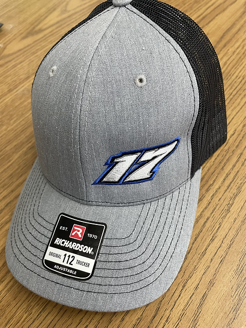 Logan Roberson - embroidered Richardson 112 hat