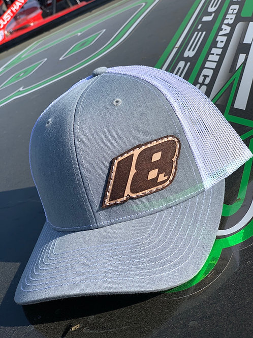 Micheal Long Racing - 18L Patch Hat