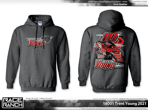 Trent Young Motorsports: 2021 TYM Hoodie