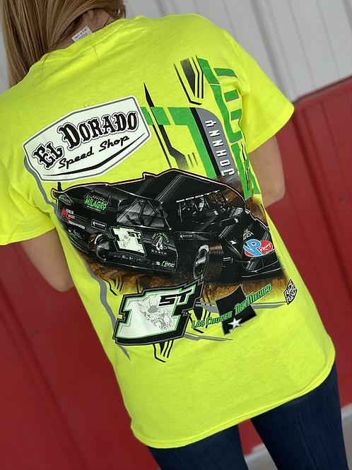 Johnny Scott Racing: El Dorado Tell Summer Time Yellow.