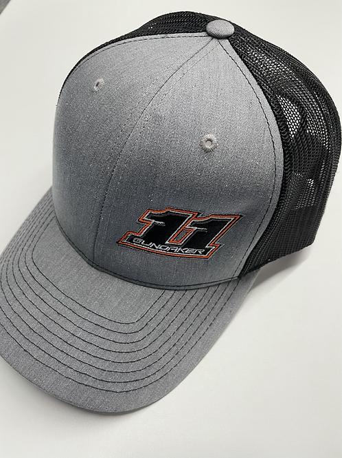 Trevor Gundaker - Embroidered Snapback Hat