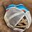 Thumbnail: RRW - Race Ranch Serape / Khaki Ponytail Patch Hat