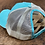 Thumbnail: RRW - Race Ranch Turquoise / Khaki Ponytail Patch Hat