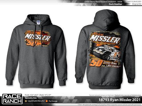 Ryan Missler Racing - Little Team Big Dream Hoodie