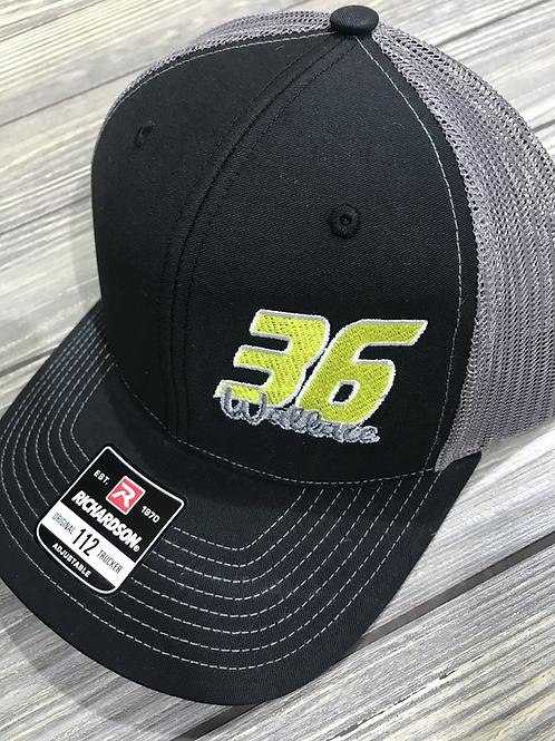 Kenny Wallace Racing - 36 Richardson 112 hat