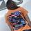 Thumbnail: Mike McKinney Motorsports: Darkside Tee Tangerine Orange