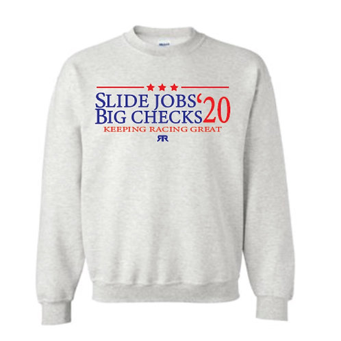 RRW -  Slide Jobs '20 (hoodie / crew)