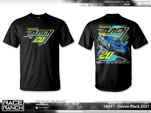 Devin Black Racing - 2021 Tee