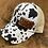 Thumbnail: RRW - Race Ranch Black / Khaki Cow Ponytail Patch Hat