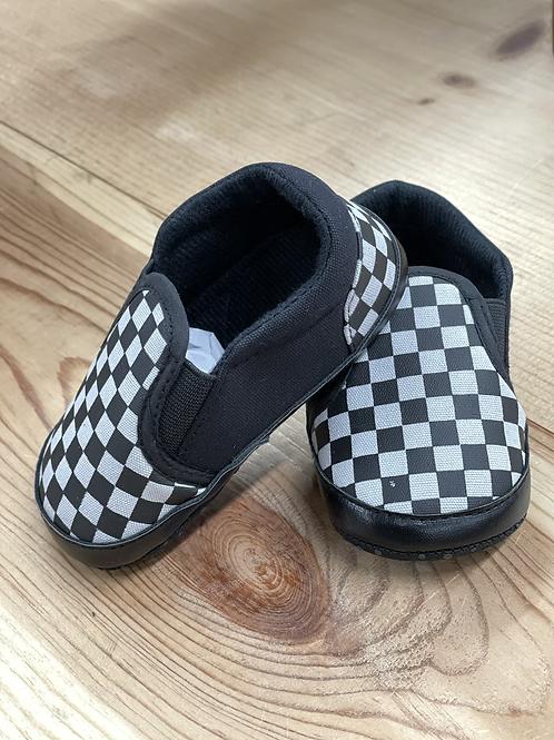 Baby Vans  - Black and Grey