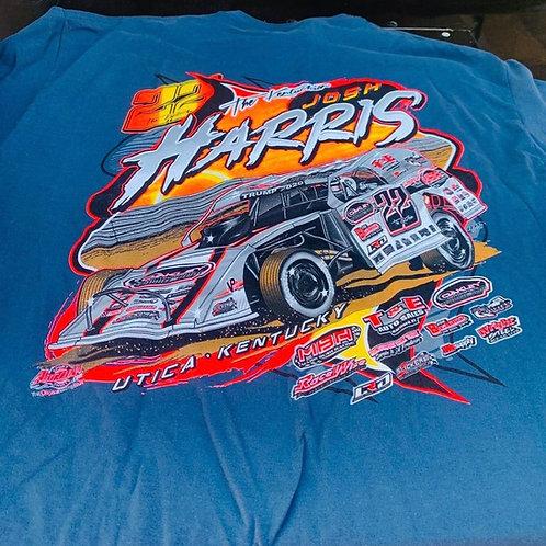 Josh Harris Racing - 2020 shirt