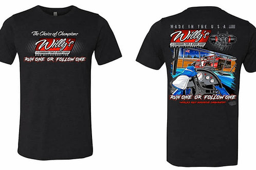 WCD- Willy's Run One Tee