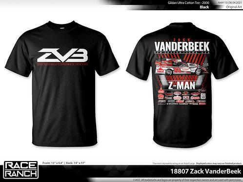 Zack Vanderbeek: 2021 Z-Man tee