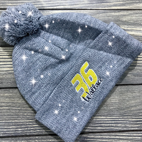 Kenny Wallace Racing - Sparkle Beanie
