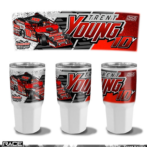 Trent Young Motorsports - 30oz Tumbler